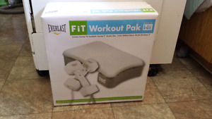 Wii - Everlast Fit Workout Pak (brand new.sealed)