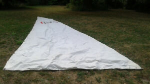4 Sails in good condition
