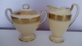 Sugar & Cream Set in unused mint condition! Can be viewed on doorstep!