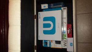 Wii U and Wii U Fit Bundle