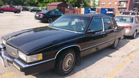 1990 Cadillac Fleetwood Gold Other
