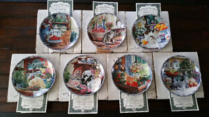 Bradford Exchange Plate Collection