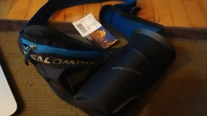 Salomon active insulated running belt brand new