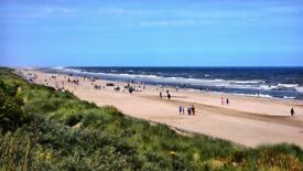 Short breaks available 2 four berth beach side holiday apartments mablethorpe lincolnshire