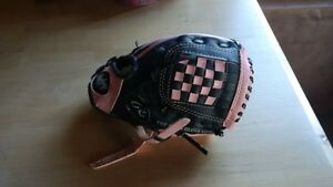 girls Rawlings baseball glove