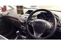 2013 Ford Fiesta 1.25 82 Zetec 3dr Manual Petrol Hatchback