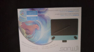 Pen & touch tablet