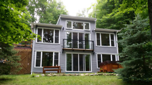 Muskoka Waterfront Cottage Getaway