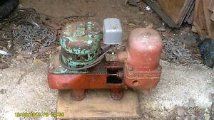 pompe a eau a 2 pistons