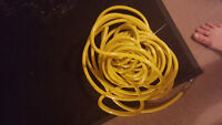 selling air compressor hose yellow
