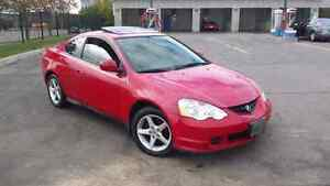 Acura RSX Safety&Emission