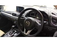 2015 Mazda 3 2.0 Sport Nav with One Owner Automatic Petrol Hatchback