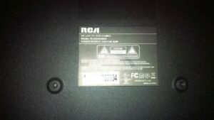 LED TV RCA rledv2490a for parts