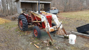 International 1501 Tractor for sale
