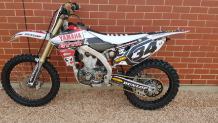 Yamaha yz450f 2010 New Town Copper Coast Preview