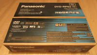 Lecteur DVD Panasonic RP-62 player