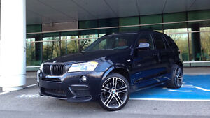 2011 BMW X3 35i M package