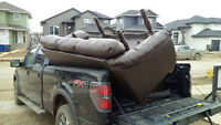 Moving or delivery or dump?Call or text 306-881-1977
