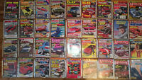 150 Mustangs and Fast Fords Magazines and others