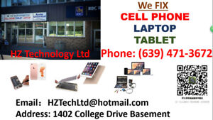 Laptop Computer MacBook Phone iPhone iPad repair / fix