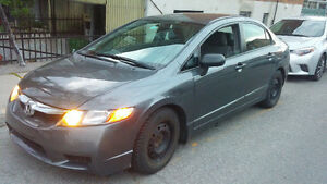 2009 Honda Civic Automatique***130000 km***