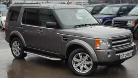 2008 LAND ROVER DISCOVERY 3 TDV6 HSE 09 MODEL BYEAR COLOUR CODED ARCHES T