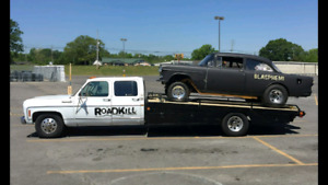 Looking for an older long box truck for ramp truck project