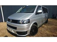 2011 61 VW T5 TRANSPORTER 2.0 TDI SHUTTLE 160PS (SPORTLINE PACK)