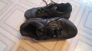 Mens black Reebox Shoes