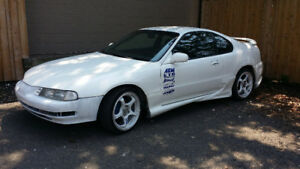 1993 honda prelude with 2001 honda prelude moter with 81 000kmls