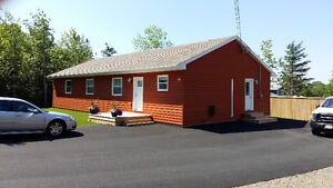 Newer one-level Energy efficient home w/ apartment/in-law suite