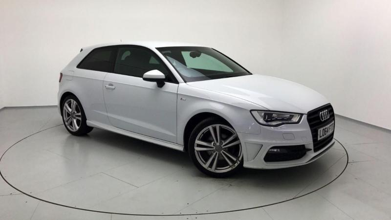 audi a3 tfsi s line petrol manual 2015 64 in letchworth garden city hertfordshire gumtree. Black Bedroom Furniture Sets. Home Design Ideas