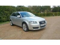 Audi A3 2.0 TDI SE Sportback, 2008, Automatic, Diesel, Drives Very Well