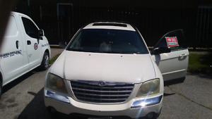 Selling Chrysler pacifica asis