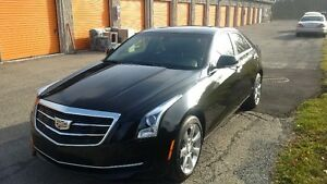 2015 Cadillac ATS Coupe Traction intégrale Luxury Berline