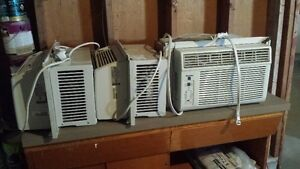 4 x air conditioners for sale -- MOVING SALE