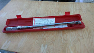 Torque Wrench Stanley Proto # 6013B