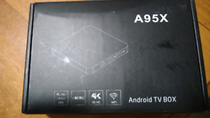 Android cable box