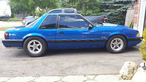 89 fox body to trade