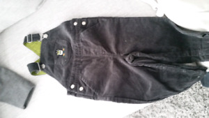 Like New Gymboree overalls Size 18-24mths