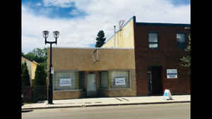 Small commercial building for sale