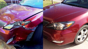 AFFORDABLE AUTO BODY REPAIR AND  PAINT AND FRAME  WORK