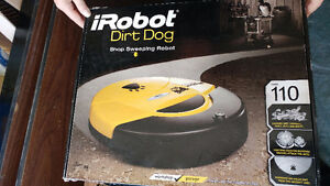 iRobot Dirt Dog Garage Sweeper