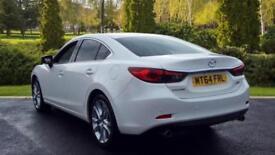 2014 Mazda 6 2.2d (175) Sport Nav Automatic Diesel Saloon