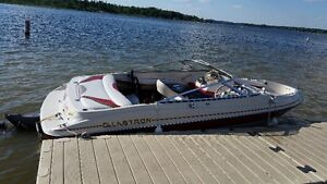 SOLD - 2003 GX185 Bow Rider (18.5 FT) . SOLD...