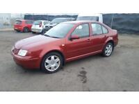 2000 W PLATE Volkswagen Bora 1.9TDI Sport
