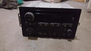 Fatory radio 2006 gmc sierra