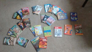 29 Books Ages vary, $2 per book or $30 For All