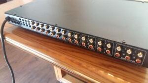ELAN Z series1 Z630/631 Preamplifier Controller 2 Rackmount