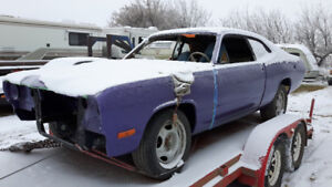1973 DUSTER 360